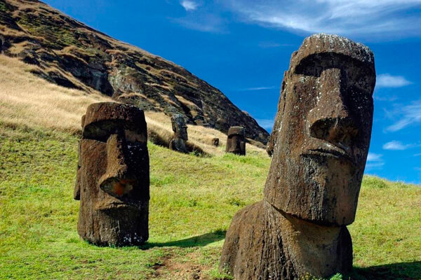 Canoa Havaiana Rapa Nui