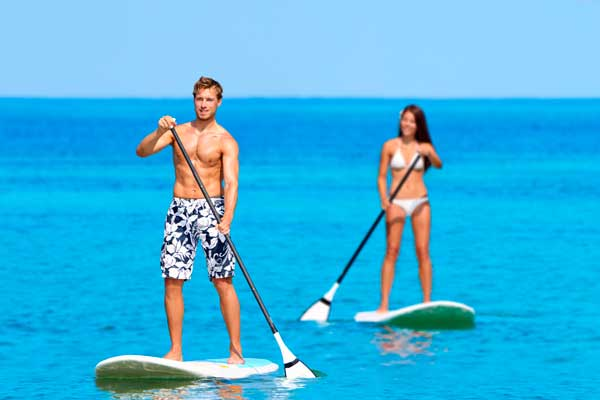 Remo para Stand Up Paddle