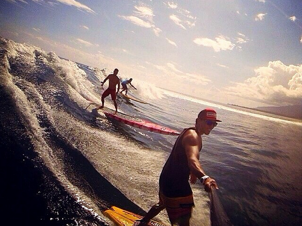 Stand Up Paddle no Instagram