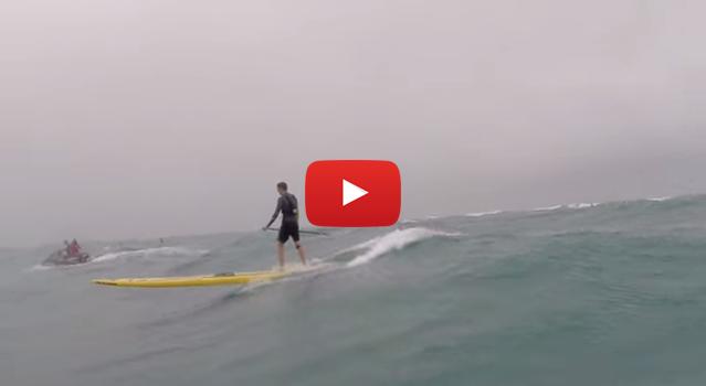 Maui Paddleboard Race 2014