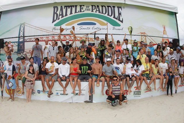 Battle Of The Paddle Brasil 2014