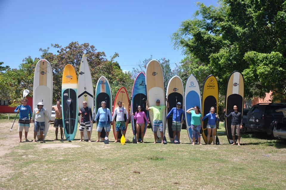 Stand Up Paddle em Recife