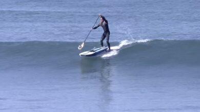 Onda surfada de Sup, Longboard e Skim - Mundo Sup
