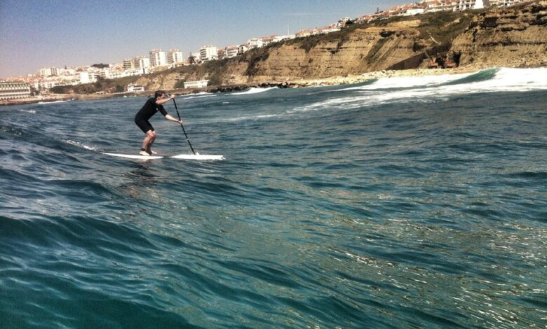 Stand Up Paddle em Portugal