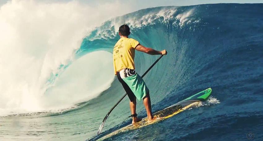 Mundial de SUP Wave