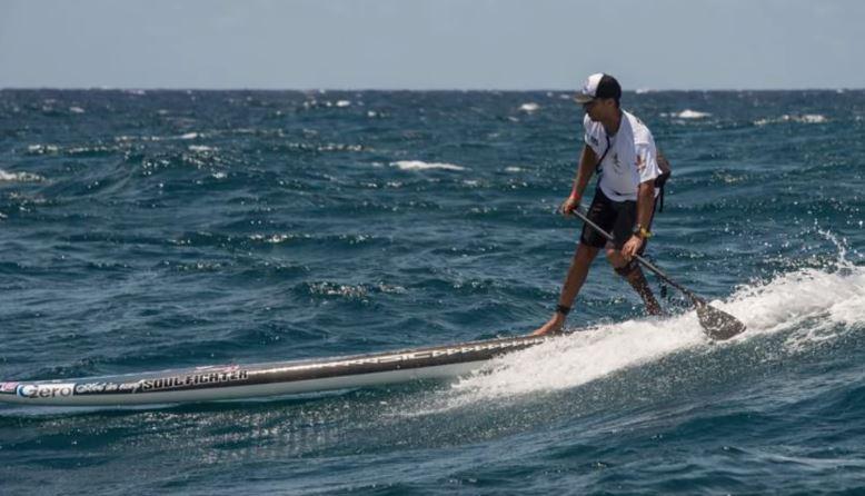 Alessandro Matero, novo atleta SIC Maui