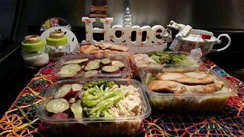 SUP, alimentação saudável e a Tempero Di Casa
