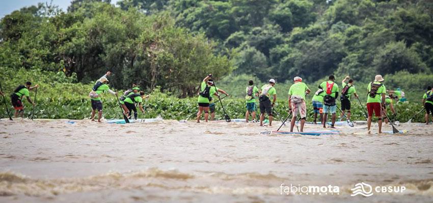 Brasileiro de Sup Race - Foto Fábio Mota / CBSUP
