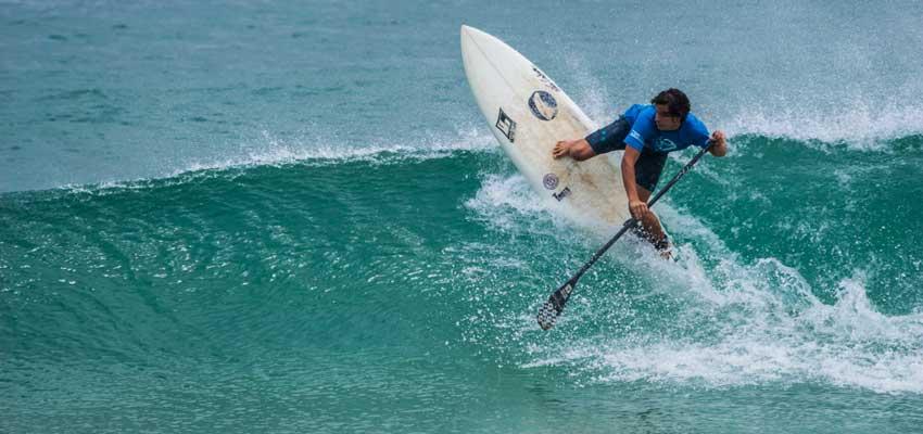 Felipe Gaspar - Paddles