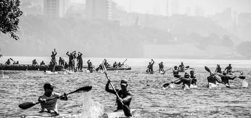 Kialoa Paddle Challenge