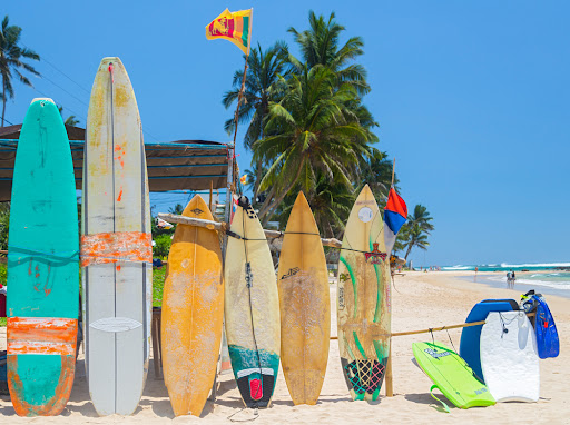 pranchas de Stand UP Paddle