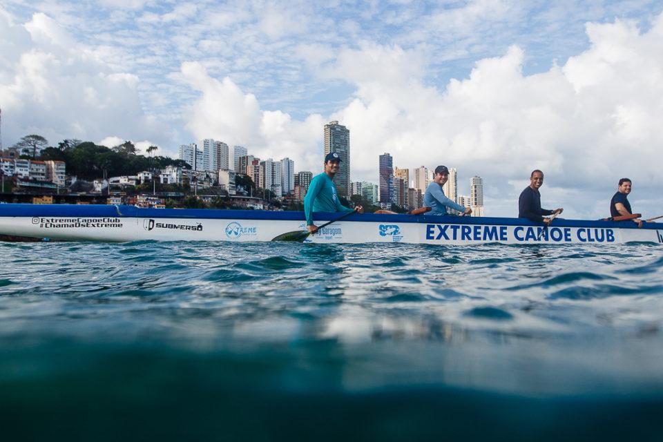 clubes de canoa havaiana