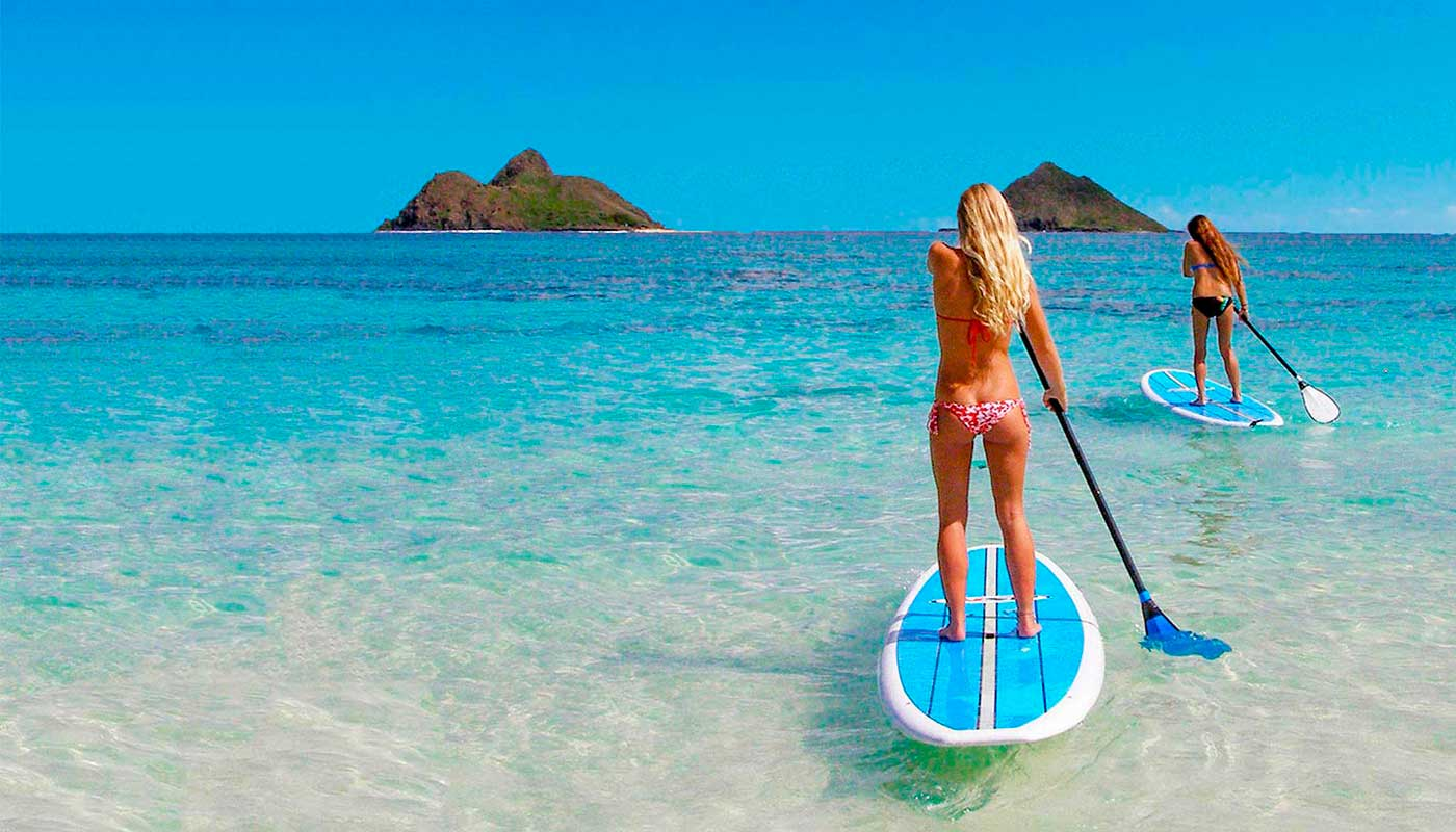 Stand Up Paddle para iniciantes